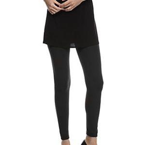 ♣️fleece-lined leggings